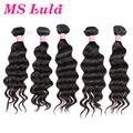 Wholesale Freeshipping 1kg 10pcs cheap brazilian virgin hair loose body wave unprocessed natural human hair Ms lula hair