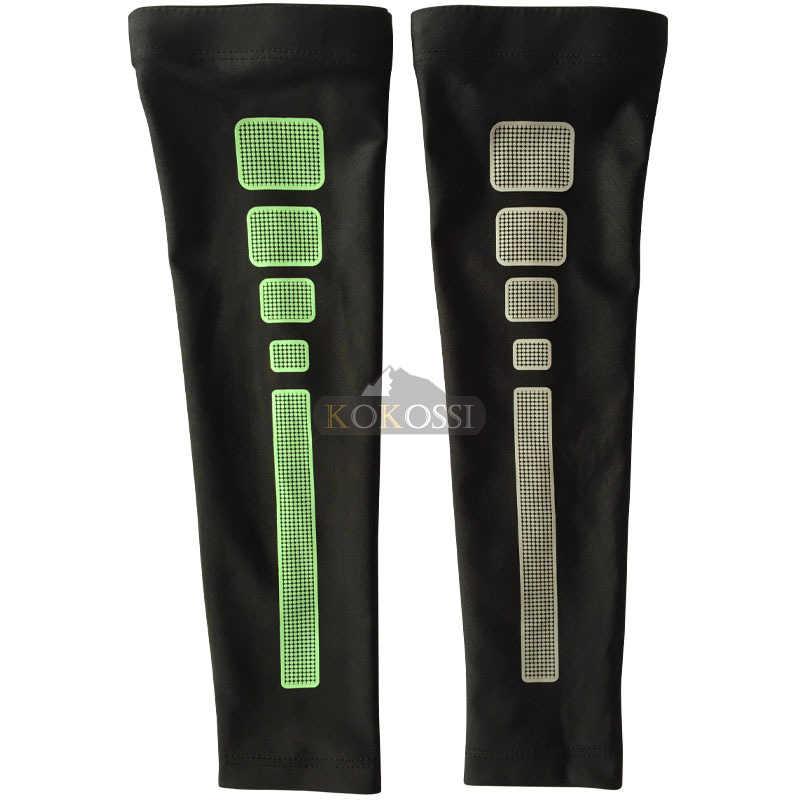 1 Pcs Lycra Elástica manicotti Protetores UV Manga Braço Luvas de Compressão Para Esportes ciclismo