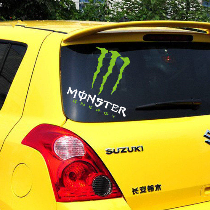 Monsterenergy car sticker car body decoration sticker size55cm on aliexpress com alibaba group