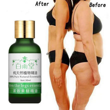 Slimming Losing Weight Essential Oils Thin Leg Waist Fat Burning Pure Natural Weight Loss Products Beauty Body Slimming Creams(China)