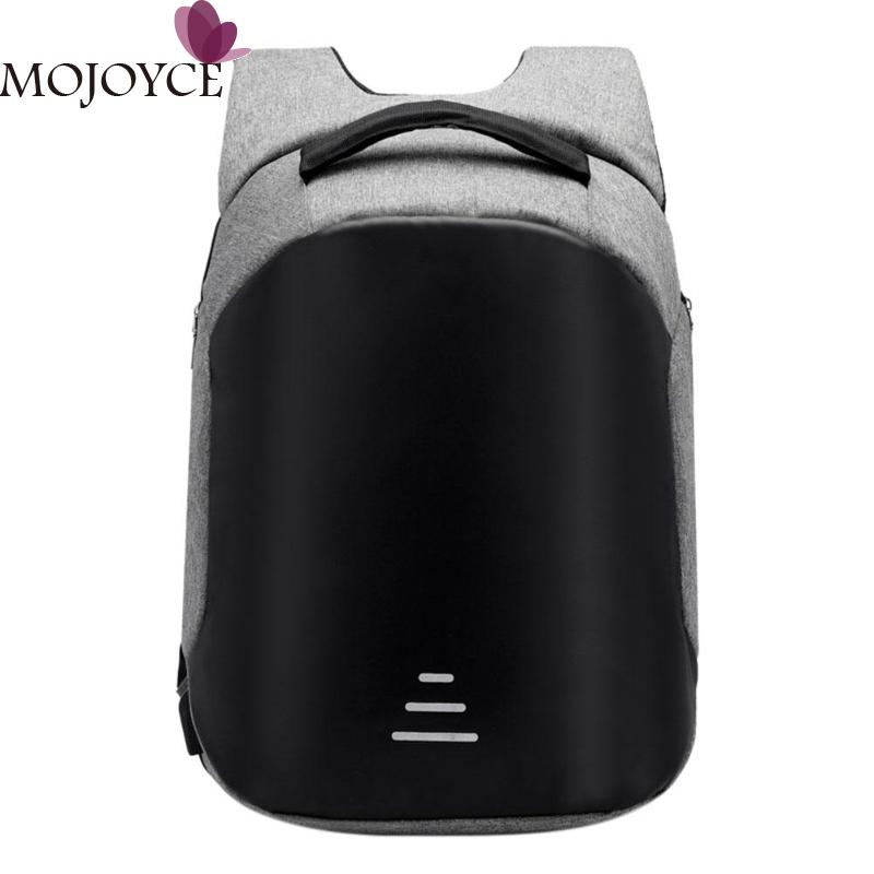 Men USB Charging Waterproof Backpack Teenagers Travel Anti-theft 15.6 Inch Laptop Backpack Schoolbags For Male Student Rucksacks