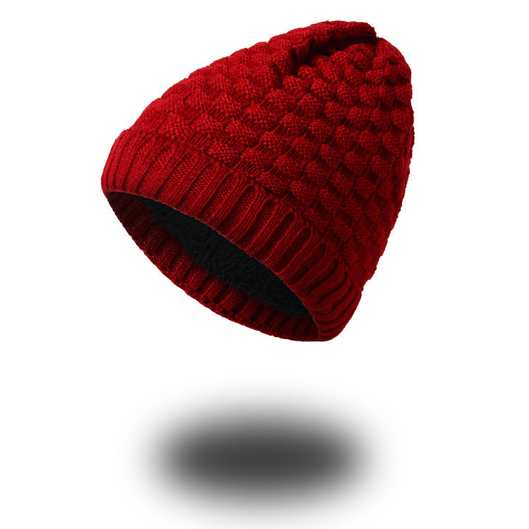 Men Winter Beanies Brand Hat Women Knitted Wool Bonnet Plus Velvet Soft Beanie Autumn Man Cap Gorros Caps For Man Turban Hats 2017 men women hats winter beanie velvet beanies soft snapback caps bonnets en laine homme gorros de lana mujer soft solid color