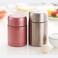 Vacuum Flasks For Food 800/1000ml Food Container Stainless Steel Thermoses Bottle For Soup Flasks Thermose Pot With Sleeve Bag