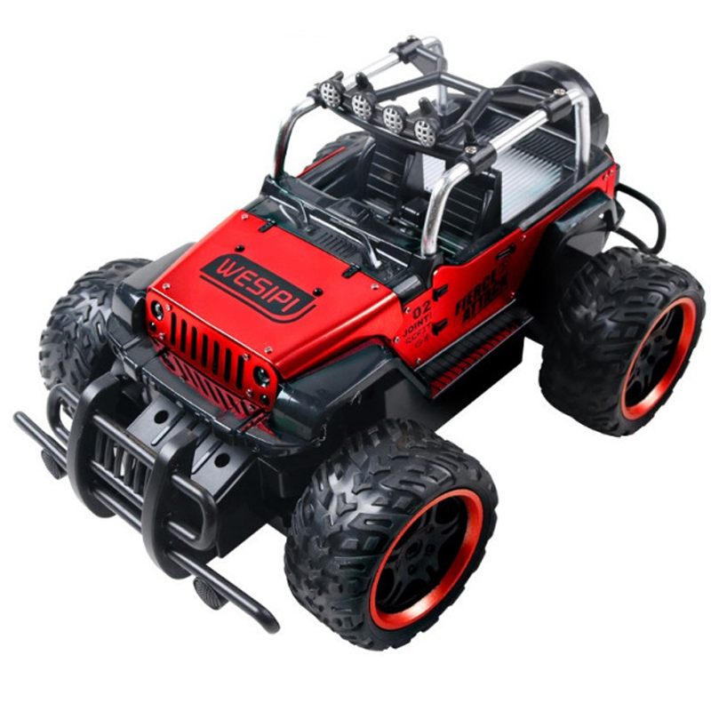 1:14 4WD Alloy RC Cars Updated Version 2.4G Radio Control RC Cars Toys High speed Trucks Off-Road Trucks Model Electric Car Toys wl toy electric car rc cars 4wd trucks high speed gift for kids l969 l212 souptoys