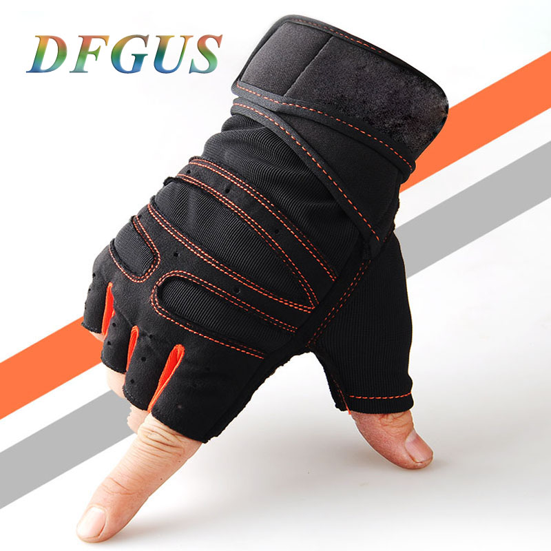 New Tactical Gloves Gym Body Building Sports Fitness Gloves Weight Lifting Gloves Exercise For Men And
