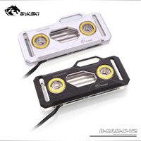 Bykski RAM Water Block supports 2 Channels Or 4 Channels Memory Water Cooling Transparent Radiator RBW 5V 3PIN B RAM X V2