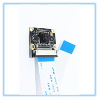 ir led Raspberry Pi 3B Camera Module 1080p 5MP Night Vision Camera + 2 pcs IR Sensor LED Light for Raspberry Pi 3/2 Model B (4)