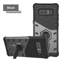 Фотография Luxury Shockproof Armor Shell For Samsung Note8 S8 S8 Plus Case Anti-drop Powerful Protective Cover Case For Samsung Note 8 S8