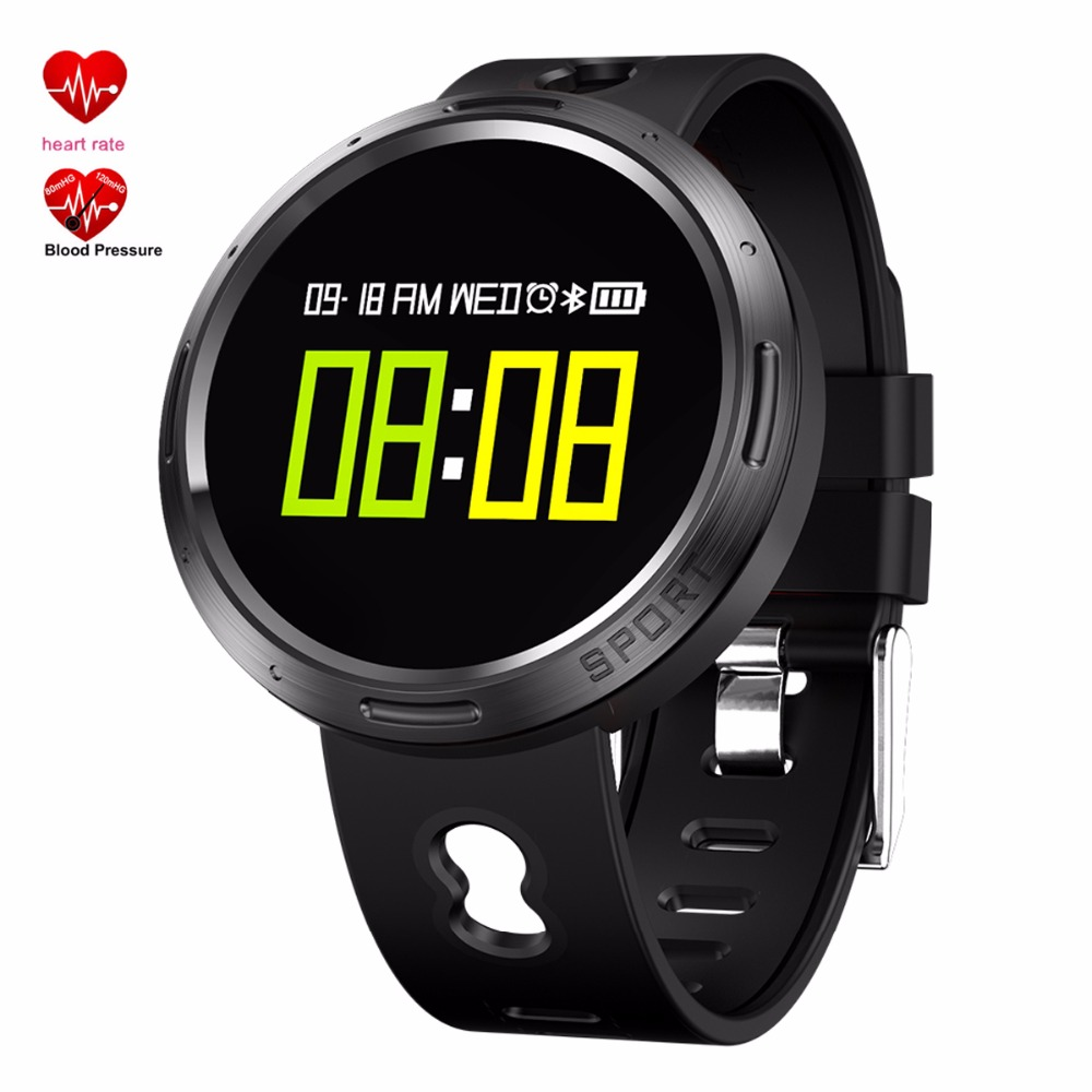 Smart Watch Men X9 VO Wrist Bracelet Women Heart Rate Blood Pressure Monitor Sports Fitness Tracker Alarm Clock Calories Watches multifunction digital pulse rate calories counter wrist watch orange 1 x 2032