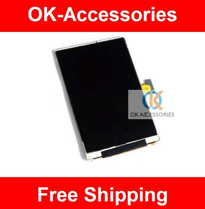OVER 5PCS 12% OFF For samsung S5380 lcd screen display 1pcs/lot Free shipping
