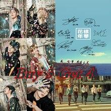 BTS Posters Clear Image font b Wall b font font b Stickers b font font b