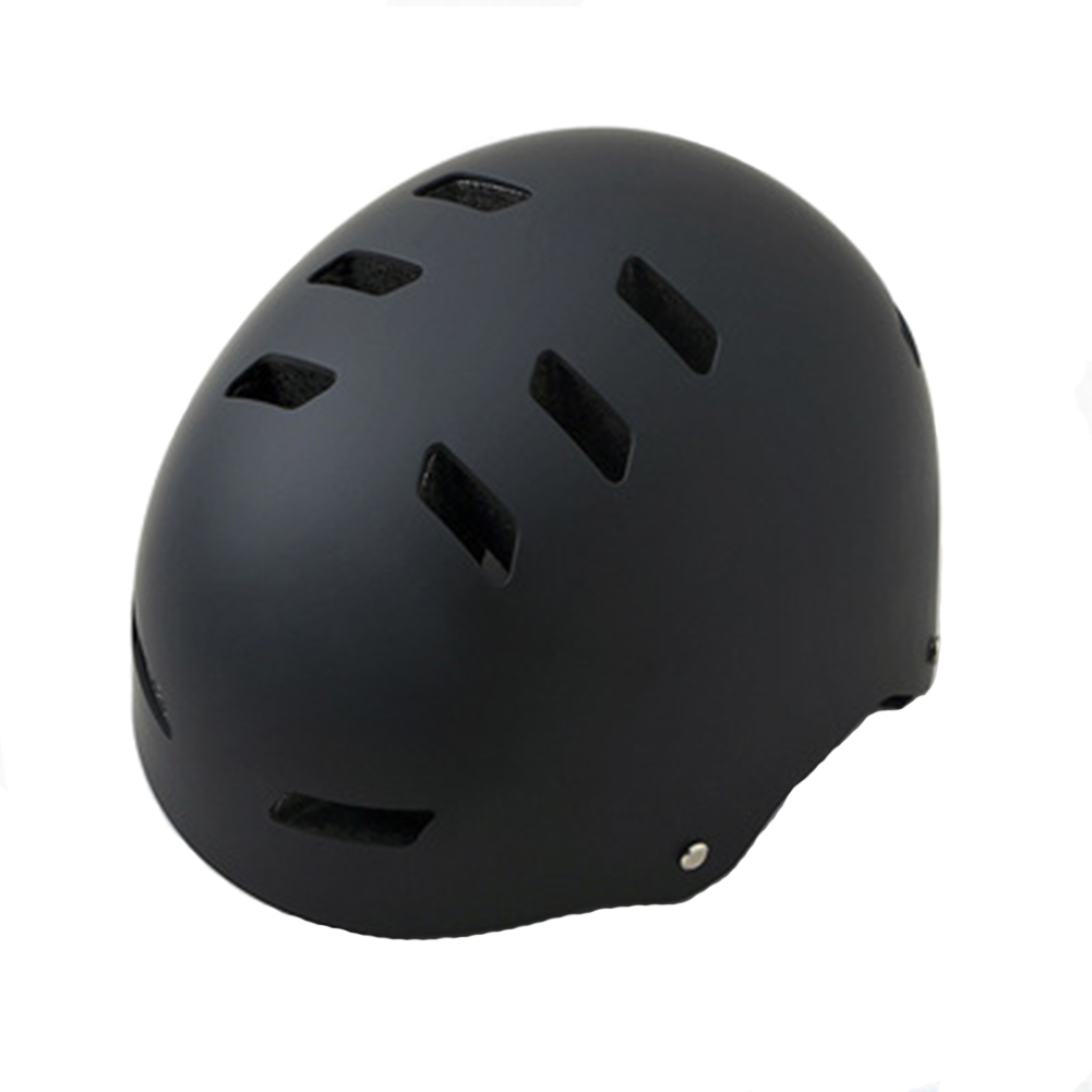 12 Holes Ultralight Adjustable Skate Scooter Cycling Safety Sports Shock Absorption Cap ABS Bike Helmet Outdoor Men Women(China)