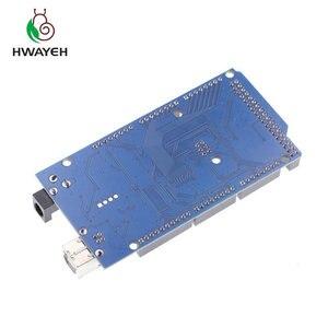 Image 4 - 5 шт. Mega 2560 R3 CH340G/ATmega2560 16AU, MicroUSB. Совместим с arduino Mega 2560. С Загрузчиком