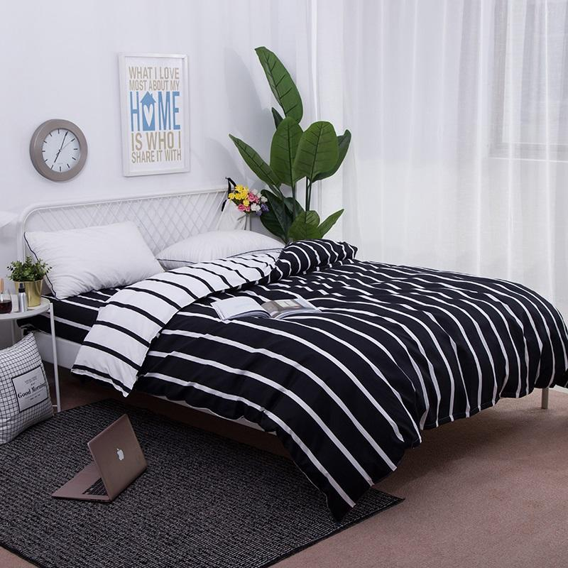 . Aloe Cotton Bedding Set 1 Pcs duvet cover quilt cover comforter cover size  150 200 180 220 200 230 220 240 free shipping