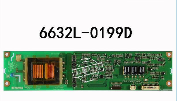 T-con 6632L-0199D 6632L-0200D TLM3737D TLM3737 alta tensión de la placa lógica PARA PANTALLA