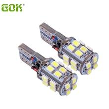 100PCS/LOT Car T10 led strobe high quality led flash w5w T10 20smd t10 20led 1206 car led Light 194 196 Width Interior Lighting