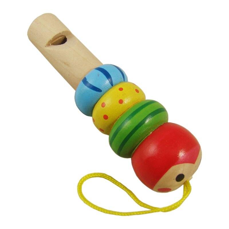 1 Pc Cartoon Tier Form Holz Pfeife Spielzeug Kinder Kinder Party Prop Geburtstag Festival Geschenk Pädagogisches Spielzeug