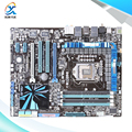 Для Asus P7P55D-E Премиум Оригинальный Используется Для Рабочего Материнская Плата Для Intel P55 LGA 1156 Для i5 i7 DDR3 SATA2 USB3.0 ATX