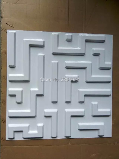 fashion advertisement board design 3d wall panels Embossed 3D Wall sticker for TV room Home Interior Decor 1box 12pcs 32 Sq.Ft