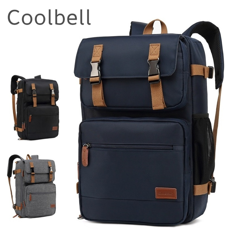2019 New Coolbell Brand Messenger Backpack For Laptop 15 15 6 17 17 1 17 3