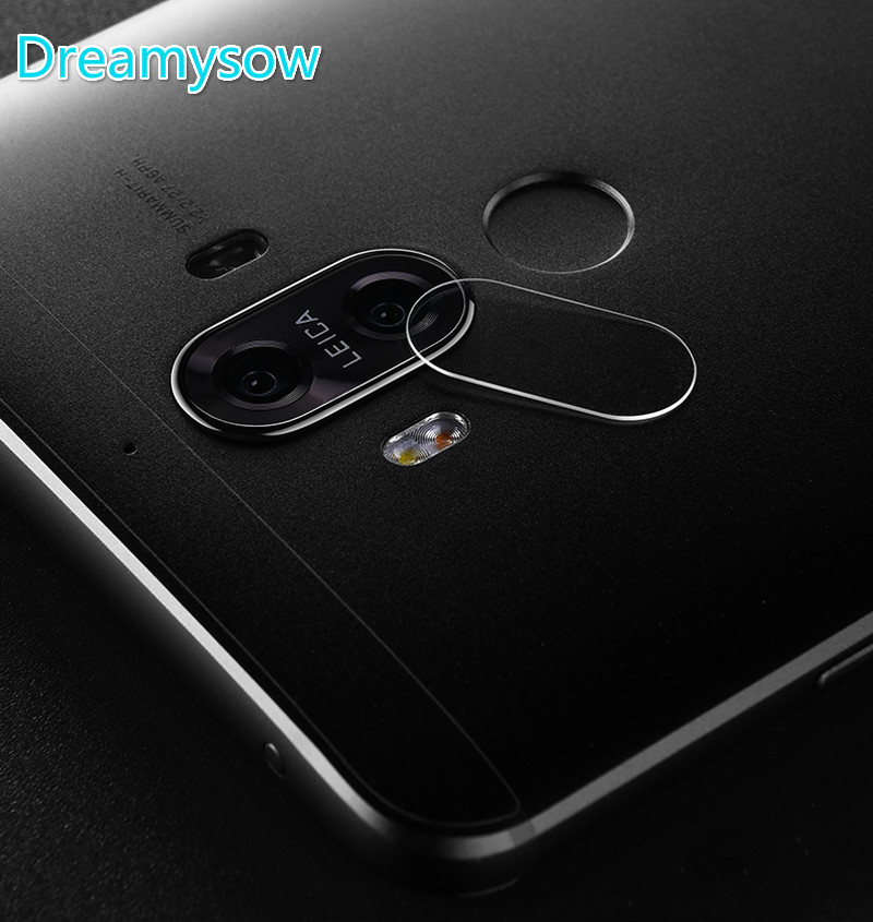 Dreamysow Back Camera Lens Tempered Glass Protective Film For HuaWei Honor 6X 8 9 V9 P9 P9Plus P10 Plus Nova 2i Protector Guard