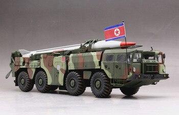 1/35 DPRK Hwassong-5 Short-range Tactical Hallistic Missile Transport Truck 01058