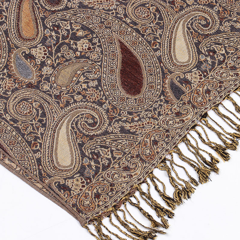 0 23 kg YILIAN Brand Print Paisley Temperament cotton Women Scarf Autumn and Winter Multicolor Fashion Head Scarf Shawl Women in Women 39 s Scarves from Apparel Accessories