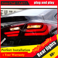 Auto Clud Car Styling For Ford Focus Taillights BMW Design 2012 2014 Focus LED Tail Lamp