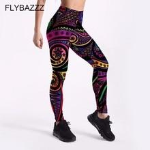New Women Yoga Pants 3D Printed Black Sexy Leggings Plus Size Street Wear High Waist Sports Woman Fitness Tights