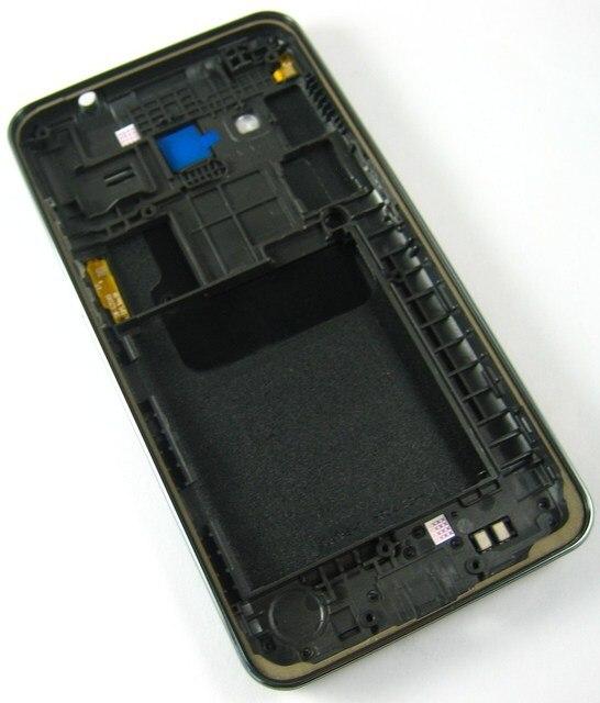 Замена Покрытия Жилья для Samsung Galaxy Core 2 SM-G355H G355 G355H Черный