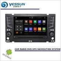 YESSUN Car Multimedia Navigation For Volkswagen VW GOLF 7 / Passat B8 CD DVD GPS Player Navi Radio Stereo Wince / Android