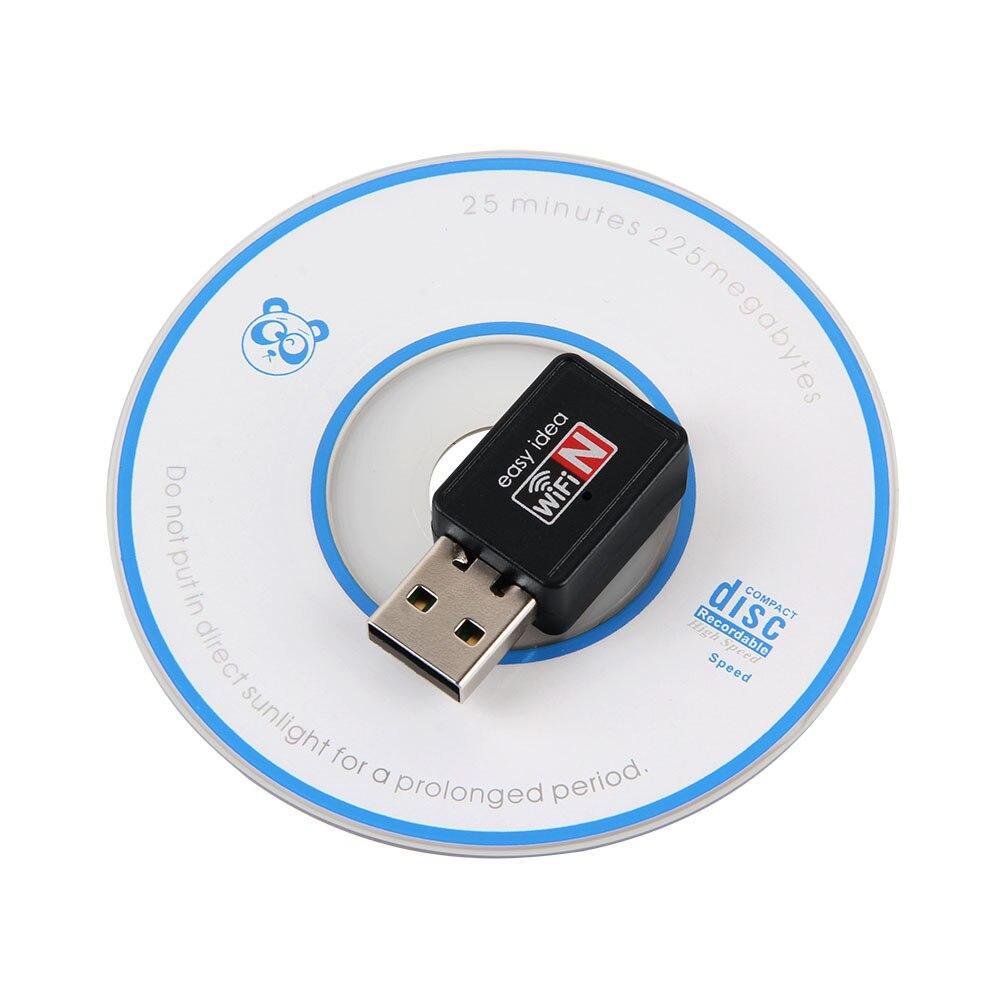 Беспроводной Wifi адаптер 150 Мбит 2dB антенны USB Wi-Fi приемник сетевой карты 802.11b/n/g высокой Скорость Wi-Fi adaptador