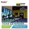 HDMI Extender Over IP TCP UTP STP CAT5e 6 Rj45 LAN Network Support 1080p 120m Extension Like HDMI Splitter Transmitter Receiver review