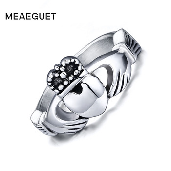 Claddagh Rings Meaeguet Fashion Wedding Rings Vintage