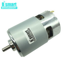 Bringsmart High Quality 775 Motor High Speed DC Motor 24V 8300RPM Low Noise Use For DIY Smart Device(China)