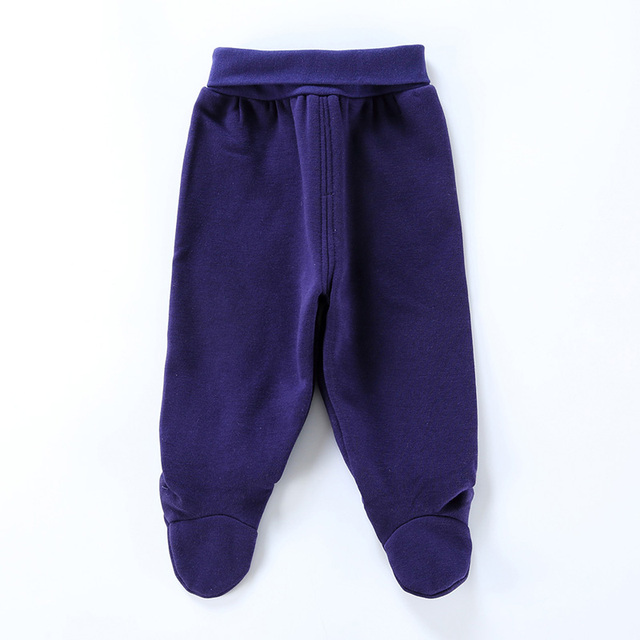 Winter Fashion Polyester Pants for Baby Girls 5