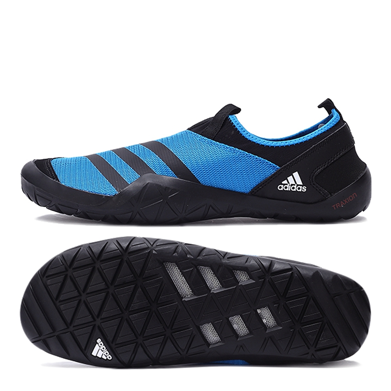 fdc476fa839 Adidas New Arrival Original Climacool JAWPAW SLIP ON Unisex Aqua Shoes  Outdoor Sports Sneakers AF6087 AF6089 M29553-in Upstream Shoes from Sports  ...