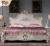 2016 Nuevo diseño de país francés muebles de dormitorio de lujo-antiguos muebles de dormitorio cama de matrimonio