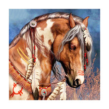 Diy 5d diamond painting horse living room bedroom cross stitch embroidery Household items decoration RL02