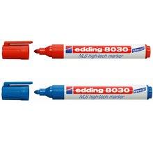 Germany Edding 8030NLS Aerospace Low Corrosion Marker Pen Waterproof Oil Marker Complies with 9051 Aviation Standards 1PCS