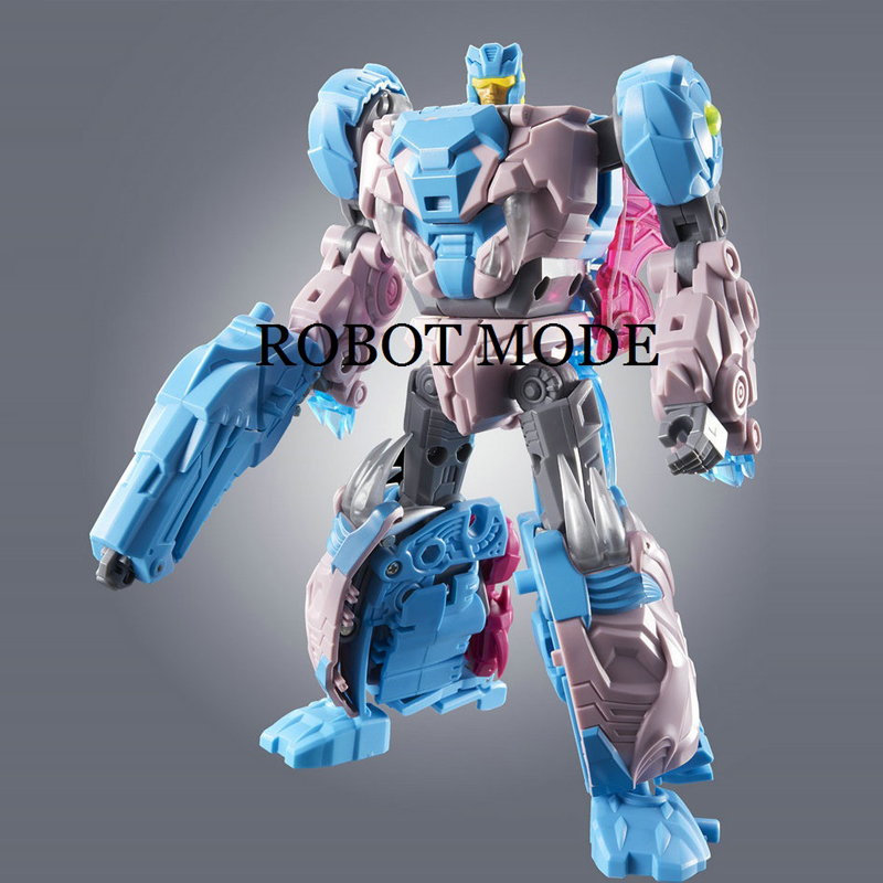(IN STOCK) Toy TFC TOYS POSEIDON P-03 Bigbite