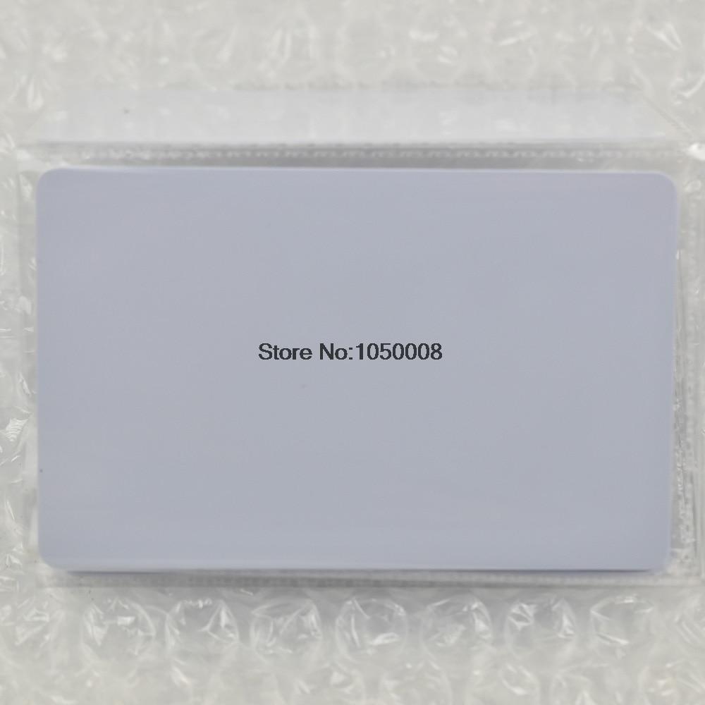 1pcs/Lot RFID 125khz Writable Rewritable EM4305 T5577 Smart Blank Thin pvc ID Card
