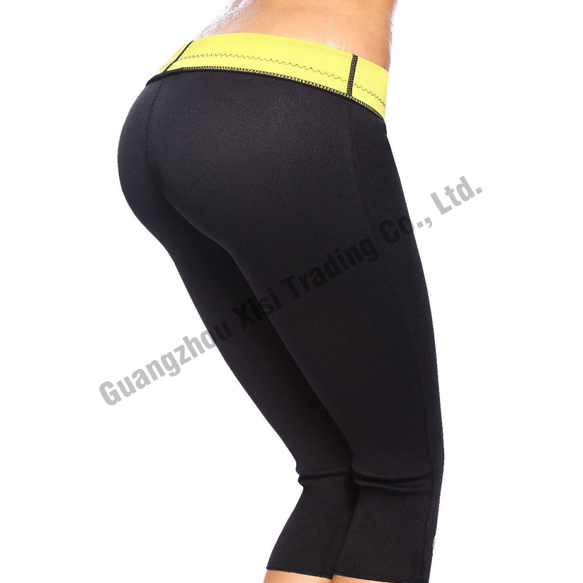 Neoprene Hot Shapers Pants Womens Slimming Set Super Stretch Body Shaper 3XL Sweat Control Panties Fitness Intimates