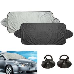 Image 5 - Nueva Ventana de coche plegable parabrisas parasol protector de la cubierta de la visera UV bloque de protección