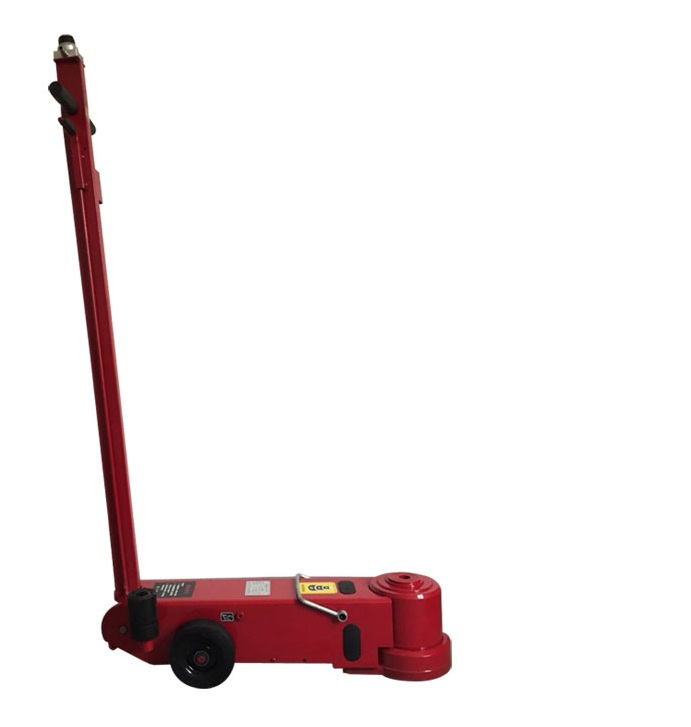 80Ton Air floor hydraulic jack for truck auto repairing tyre tire wheel lifting pneumatic jack stand supporting