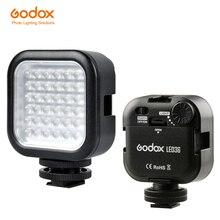 Godox led36 5500 6500 karat kamera led beleuchtung slr led36 video licht Outdoor Foto Licht für DSLR Kamera Camcorder mini DVR