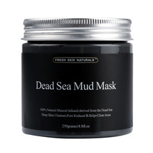 OutTop 250g Pure Body Naturals Beauty Dead Sea Mud Mask for Facial Treatment best seller#30