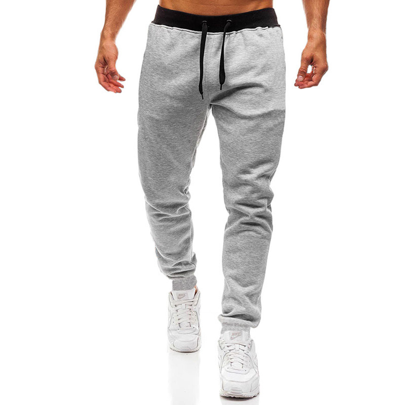 Jogging Trousers Sport Pants Men Fitness Running Pants Sports Tights Gym Training Skinny Leggings Mens Sweatpants
