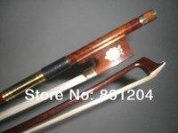 2 PCs Snake wood Violin bow 4/4, Snake wood frog violin bow