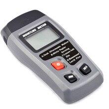 Гигрометр тестер Сенсор MT10 цифровой ЖК-дисплей Деревянные Измеритель влажности влажной древесины детектор